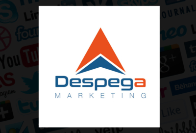 logotipo Despega Marketing - Odin Creation