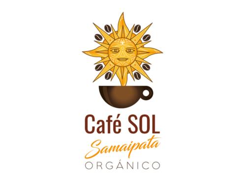 Logotipo Café Sol