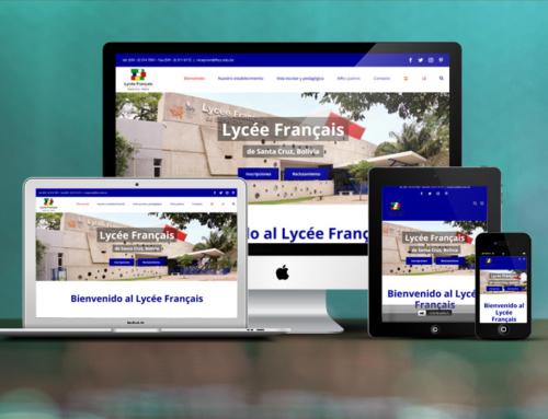 Web Lycée Français