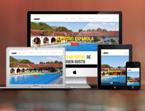 Web Sociedad Española